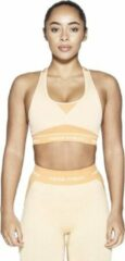 Seamless Top Oranje - Pursue Fitness