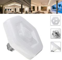 Meco E27 18W 36 SMD 2835 LED Bulb UFO Spot Light Bulb Energy Saving High Brightness Lamp AC180-260V