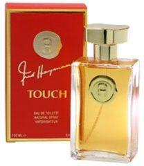 Touch door Fred Hayman voor vrouwen 3.4oz Eau De Toilette Spray