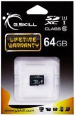 G.Skill Speicherkarte microSDXC 64 GB G.Skill Schwarz