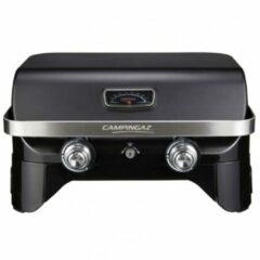 Campingaz Adelaide 3 Attitude 2100 LX 5000 W Barbecue Gas Tafelblad Zwart, Roestvrijstaal