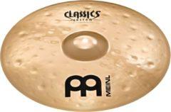 "Meinl Classics Custom Crash 18"" CC18EMC-B, Extreme Metal"