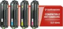 Cyane Samsung CLT-504S toner Multipack - Huismerk Actie Set