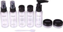 Gabriella Salvete - TOOLS Travel Beauty Travel Kit Of Bottles - Sada cestovních lahviček na kosmetiku