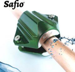 Groene Safio Magnetische Waterontharder - Ontkalker magnetisch - Water ontharder - Antikalk magneet - Anti kalk gemagnetiseerd - Water ontkalker - Waterverzachter- Waterontharder waterleiding