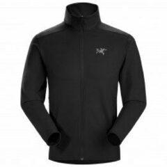 Arc'teryx - Kyanite LT Jacket - Fleecevest maat XL, zwart