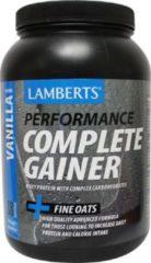 Lamberts Weight gainer vanille whey proteine 1816 Gram
