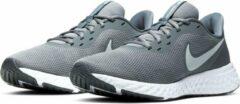 Antraciet-grijze Nike Revolution 5 hardloopschoenen grijs/antraciet