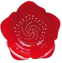 Rode ZAK!Designs Mengkommen Roos Vergiet rood