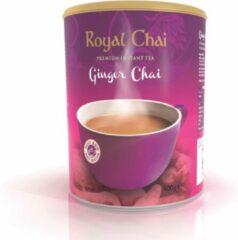 Royal Chai Royalchai Gember, ongezoet. Doos met 6 tubs. (6 x 400g)
