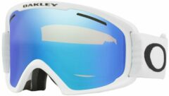 Paarse Oakley O Frame 2.0 Pro XL White wit