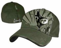 Groene Carhartt The Bad Taste Bears-Liberty Fitte