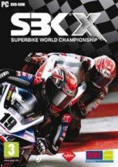 Black Bean Games SBK X Superbike World Championship Windows CD ROM