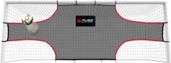 Pure2improve Trainingsscherm Voor Goal 732 X 244 Cm Grijs