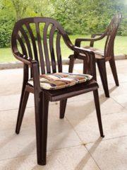 3tlg Spar Set Tisch mit Stühlen BEST FREIZEITMÖBEL grün