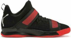Puma Rise XT NETFIT 1 zwart volleybalschoenen unisex (10558101)