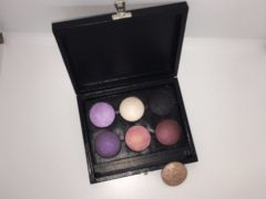 Beige Face Nico Baggio Disc Baked Color Shadow 58
