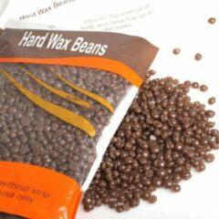 Bruine Waxbeans Wax beans-Wax chocolates 100G -Ontharingswax- Wax Bonen Braziliaanse-Wax Korrels -Wax Pellet- Verwijderen Bikini Gezicht Haar Benen Arm Ontharing