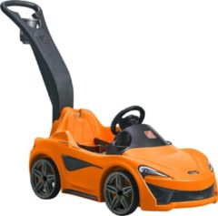 Step2 Loopwagen Mclaren 570s Push Sports Car 120 Cm Oranje