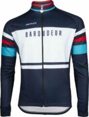 Donkerblauwe Vermarc Baroudeur.21 ES.L Vest Mid-Season S