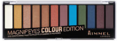 Rimmel London Rimmel Magnif'Eyes Oogschaduw Palette - 004 Colour Edition