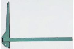 Bosch Längsanschlag passend zu GKS Handkreissägen