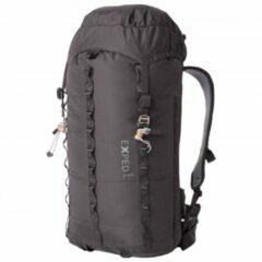 Grijze Exped - Mountain Pro 40 - Tourrugzak maat 40 l - L zwart/grijs