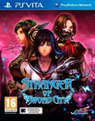 GAMEWORLD BV PS VITA STRANGER OF SWORD CITY | PS Vita
