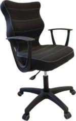 Good Chair Kantoorstoel NORM ergonomisch zwart BA-B-6-B-C-FC01-B