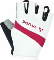 Rode Vaude Wo Active Gloves Crimson - Crimson Red - 6