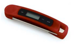 Seb GrillPro faltbares Digitalthermometer für Grill 13855