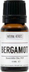 Natural Heroes Bergamot Essentiële Olie (Furocoumarin-Free) 10 ml