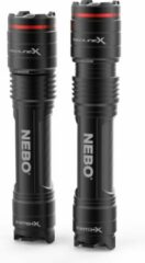 NEBO RedlineX Zaklamp 1800lm Oplaadbaar IPX7 Waterproof Zwart