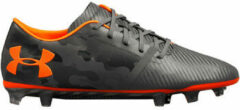 Grijze Voetbalschoenen Under Armour Spotlight Lace FG