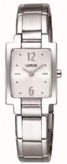 Zilveren Lorus RRW03CX9 - Horloge - 20 mm - Zilverkleurig