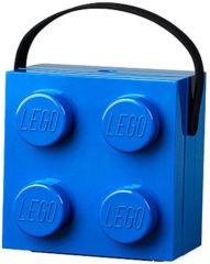 Blauwe LEGO Room Copenhagen 40240002 Lunch suitcase Polypropyleen (PP) Blauw lunchtrommel