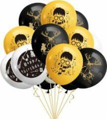 Harry Potter Ballonnen - 12 Stuks - Harry Potter Speelgoed - Ballonnen Verjaardag