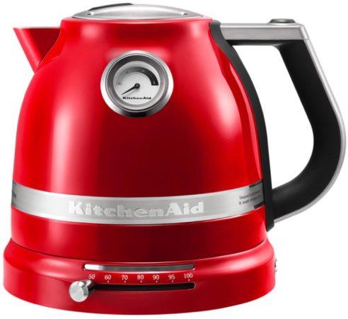 Afbeelding van Rode Kitchen Aid KitchenAid 5KEK1522EER - Waterkoker - Keizer Rood