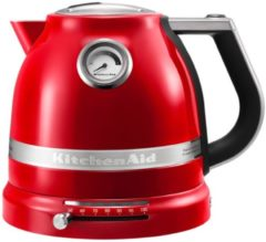Rode Kitchen Aid KitchenAid 5KEK1522EER - Waterkoker - Keizer Rood