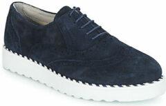 Blauwe Nette schoenen Ippon Vintage ANDY FLYBOAT