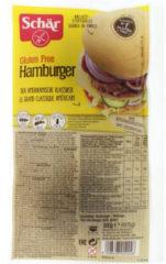 Dr Schar Hamburgerbroodjes 4 Stuks