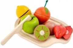 Plantoys Plan Toys houten keuken accessoires Fruit assortiment