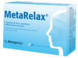 METARELAX 45 compresse 45CPR integratore In situazioni di stress stanchezza e affaticamento muscolare METAGENICS ITALIA