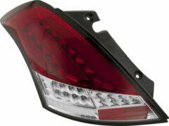 Rode Autostyle Set LED Achterlichten Suzuki Swift YP6 2010- - Rood/Helder