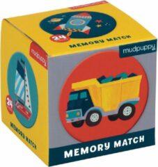 Mudpuppy | Mini Memo Spel - Transportation