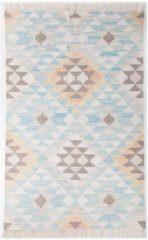 Orientteppich, »Check Kelim«, Tom Tailor, rechteckig, Höhe 5 mm, handgewebt