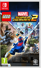 Warner Bros LEGO: Marvel Super Heroes 2 Nintendo Switch (1000653922)