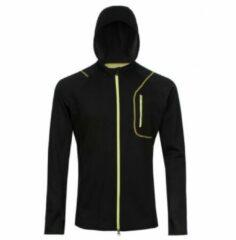 Zwarte Engel Sports - Hood Jacket L/S - Hoodie maat XL zwart