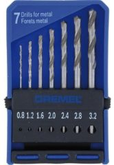 Dremel 628 Bohrerspitze Bohrer Set für Multifunktionswerkzeug 2615062832