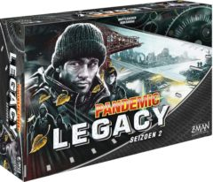 Z-Man Games Z Man Games bordspel Pandemic Legacy Seizoen 2 Black (NL)